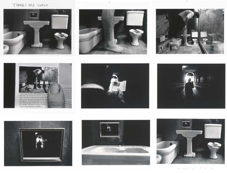 Sequence Narrative Photography